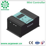30uma elevada qualidade MPPT controlador de carga de tamanho Mini para luz de Rua