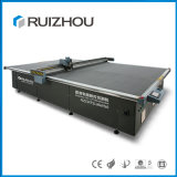 Resíduos de pano tecido máquina de corte CNC com marcação ISO