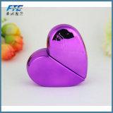 알루미늄 형식 심혼 모양 살포 향수 크림 병