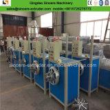 Ligne d'extrusion de courroie d'emballage en métal d'animal familier de pp/cerclage de la chaîne de production