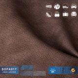 O revestimento de PVC sintético de qualidade para sofá de couro