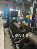 Tagliatrice del tubo del plasma del gas di CNC del acciaio al carbonio per il grande tessuto dei tubi