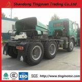 50 tri fabbrica della testa del camion di Sinotruk HOWO degli assi di tonnellata diretta