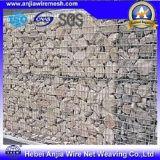 Hot feux galvanisé Boîte de gabions de pierre hexagonal lourd