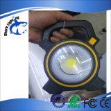 7W de Emergencia de Energía Solar La luz de carga.
