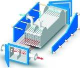 Acero inoxidable más alto industrial de la resistencia térmica todo el cambiador de calor de la placa de la soldadura