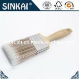 Волокно Краска Щетка с ручкой из древесины твердых пород