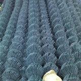 Гальванизированная загородка звена цепи, плетение провода диаманта