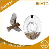 Nuovo supporto acrilico di plastica d'attaccatura della visualizzazione per gli uccelli