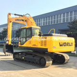 Venta caliente World Brand 21ton Excavadora (W2215)