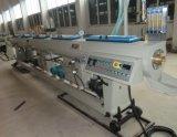 Aplicação de fornecimento de gás e água Máquina de fabricação de tubos de HDPE