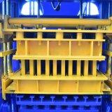 Pedra de pavimentação de bloqueio que faz a máquina/imprensa hidráulica bloquear o bloco que faz a máquina