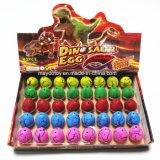 恐竜の卵のおもちゃを工夫している3*4cmの魔法のプラスチック成長するペット