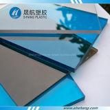 Feuille massive en polycarbonate en plastique protégé contre les UV (SH16-S21)