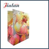 다채로운 인쇄된 싼 로고 새로운 디자인 주문 서류상 광고 부대