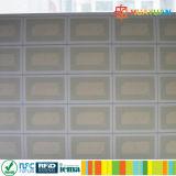 AluminiumUltralight Einlegearbeit der radierungs-Antennen-RFID MIFARE der Chipkarte-EV1