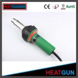 Ventilador de ar quente portátil sem controlador de temperatura
