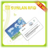 Neues Product Transparent Composite Card mit Highquality