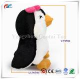 5 pulgadas de animales de peluche Juguete Blando Peluche Pingüino chica para bebés y niños