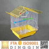 金網の装飾的な鳥籠