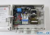 Singolo regolatore della pompa ad acqua della pompa, pannello di controllo sommergibile di monofase per gli appartamenti