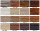 Varios colores de vinilo resistente de lujo suelos de tablones para decorar la casa