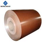 OEM Rol van het Aluminium van de Legering HDPE/PVDF/Feve van de Bouw de Kleur Met een laag bedekte