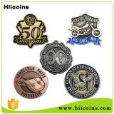 Kundenspezifisches Hersteller-Metallreverspin-Abzeichen