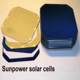 панель солнечных батарей 65W Sunpower для батареи загрузочной вагонетки