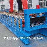Fußbodendecking-Metallpanel-Rolle, die Maschinen-Hersteller bildet