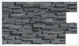 Травертина камня отверстия лавы плитка каменного серая мраморный для стены