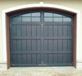 素晴らしい鉄の部門別のガレージのドア