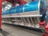 2018 de Chinese Nieuwe Legering van het Aluminium 45000 Van de Stookolie Liter Aanhangwagen van de Tanker van de Semi