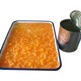 Mandarina enlatadas en almíbar de la luz