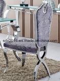 椅子/宴会の椅子/ホテルの椅子/居間の椅子Cy020を食事する椅子/ステンレス鋼の食事