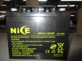 12V 42ah VRLA dichtete Leitungskabel saure wartungsfreie UPS-Batterie