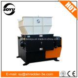 PP/PE/PVC/PS, die Maschine niedriger aufbereiten, lärmen industriellen Plastikreißwolf
