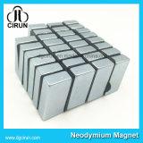 De sterke Permanente Fabrikant van de Magneet van het Neodymium Rechthoekige
