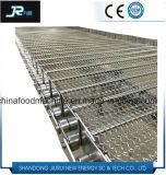 Cinghia della rete metallica del trasportatore Chain dell'acciaio inossidabile