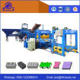 Bloco de cimento6-15 Qt Machine\Espalhadoras máquina para fazer blocos de concreto