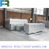 Piattaforma d'acciaio metallo/della plancia per l'armatura
