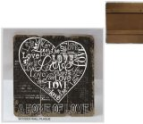 Multi-Добросердечная изготовленный на заказ деревянная картина MDF украшения стены для живущий декора комнаты