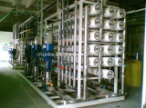 Acqua pura commerciale che fa macchina con il sistema del RO