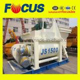 熱い! Js1500対シャフトの具体的なミキサー、PLC制御具体的なミキサー