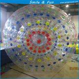 Bola Zorb inflable para el deporte y el agua juego