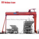 Prijs van de Kraan van de Brug van het Ontwerp van de Ingenieur van Weihua de Nieuwe 10ton