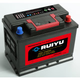DIN75 12V 75ah dichtete Mf-Leitungskabel-saure Selbstautobatterie