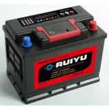 DIN75 12V 75AH 密閉型 MF 鉛酸自動車バッテリー