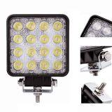 indicatore luminoso del lavoro dell'indicatore luminoso LED del proiettore del faro LED dell'indicatore luminoso di azionamento di 4inch 48W LED LED