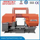 GW4265 높은 정밀도 두 배 란 수평한 악대 sawing 기계